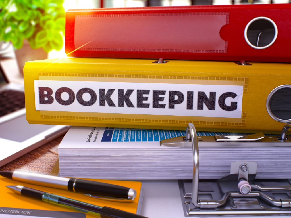 London accountants providing bookkeeping services