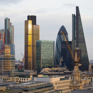 London's Financial Firms