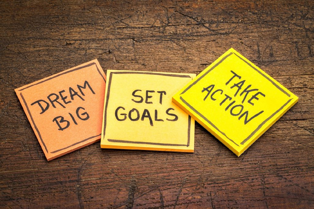 What Entrepreneurs Do To Achieve Goals