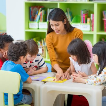 Small Childcare Providers Struggling