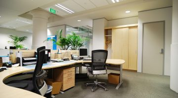 Choosing New Office Space